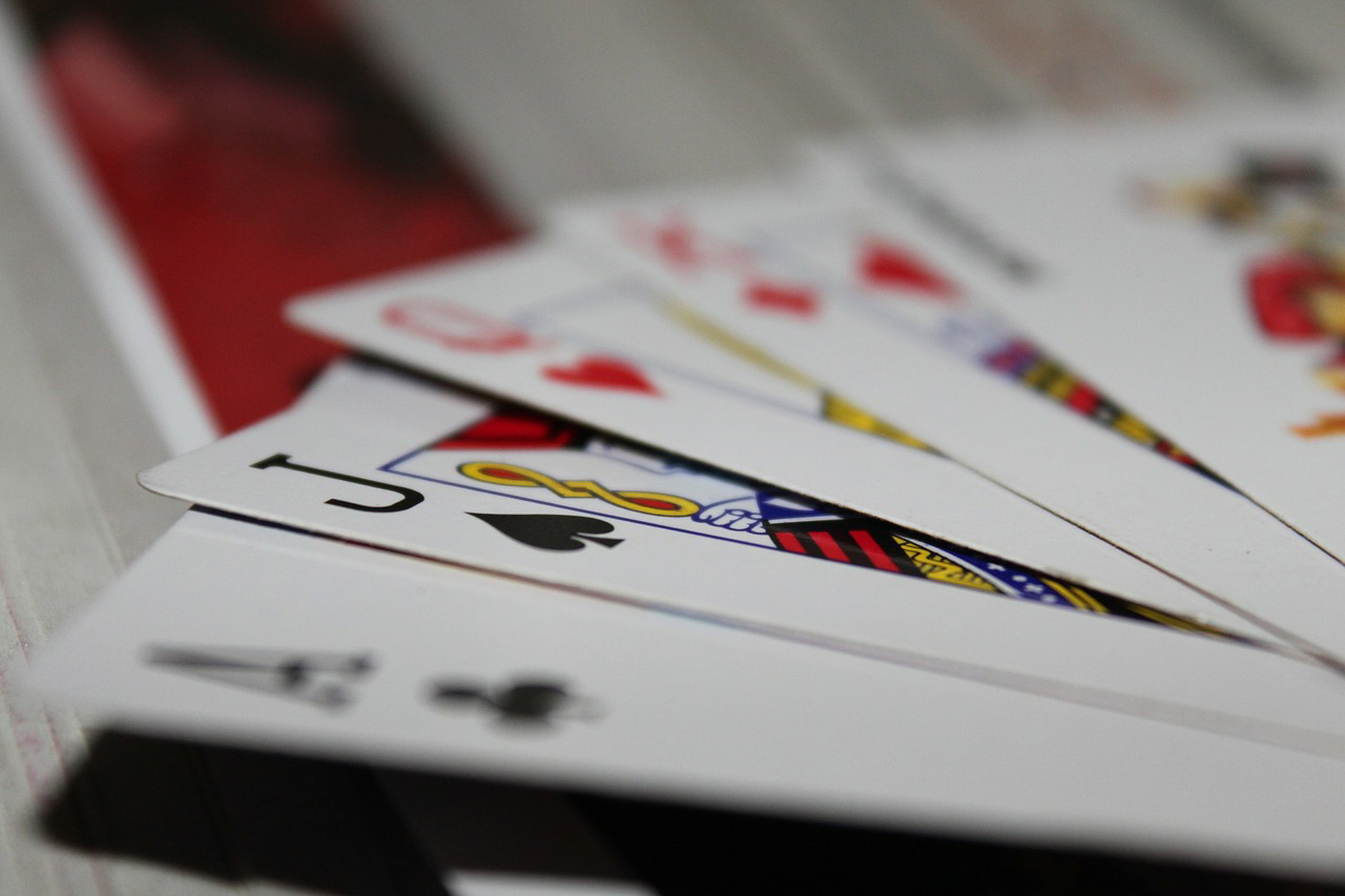 Black Jack Kartenspiel