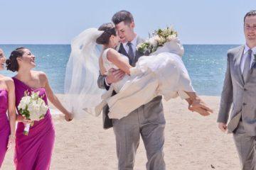 Tolle Kleider für Brautmutter und Brautjungfern
