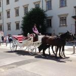 Wien Fiaker Kutschfahrt