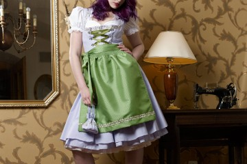 Kinga-Mathe-Dirndl