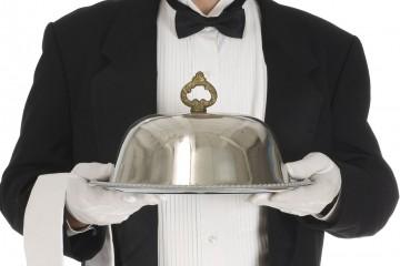 persönlicher Butler